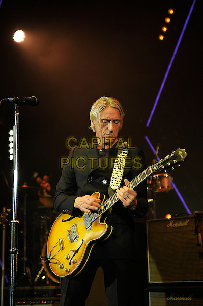 LONDON, ENGLAND - DECEMBER 5: Paul Weller performing at Eventim Apollo on December 5, 2015 in London, England.<br /> CAP/MAR<br /> &copy; Martin Harris/Capital Pictures