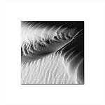 Desert sand.