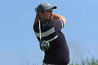 Thomas O'Connor (Athlone) on the 3rd tee during Round 2 of the East of Ireland Amateur Open Championship 2018 at Co. Louth Golf Club, Baltray, Co. Louth on Sunday 3rd June 2018.<br /> Picture:  Thos Caffrey / Golffile<br /> <br /> All photo usage must carry mandatory copyright credit (&copy; Golffile | Thos Caffrey)