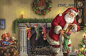 Marcello, CHRISTMAS SANTA, SNOWMAN, WEIHNACHTSMÄNNER, SCHNEEMÄNNER, PAPÁ NOEL, MUÑECOS DE NIEVE, paintings+++++,ITMCXM2104,#X#