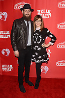 "LOS ANGELES - JAN 30:  Lisa Loeb at the ""Hello Dolly!"" Los Angeles Opening night at the Pantages Theater on January 30, 2019 in Los Angeles, CA"
