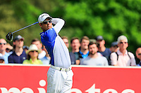 Jaco Van Zyl (RSA) on the 12th during round 3 of the 2016 BMW PGA Championship. Wentworth Golf Club, Virginia Water, Surrey, UK. 28/05/2016.<br /> Picture Fran Caffrey / Golffile.ie<br /> <br /> All photo usage must carry mandatory copyright credit (© Golffile   Fran Caffrey)