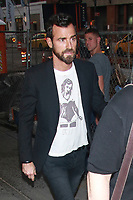 AUG 14 Justin Theroux Seen In New York City