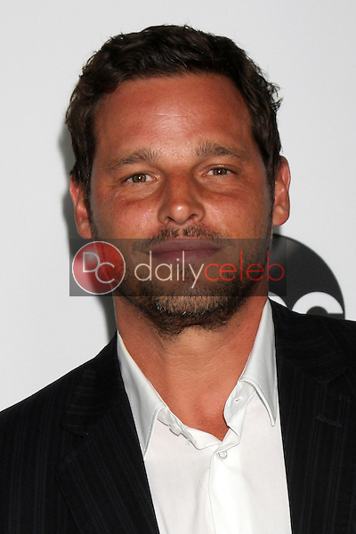 """Justin Chambers<br /> at the """"Grey's Anatomy"""" 200th Episode Red Carpet Event, Colony, Hollywood, CA 09-28-13<br /> David Edwards/Dailyceleb.com 818-249-4998"""