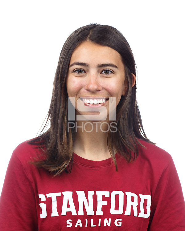 Stanford, CA - September 20, 2019: Sammy Pickell, Athlete and Staff Headshots
