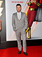 LOS ANGELES, CA. March 28, 2019: Taran Killam at the world premiere of Shazam! at the TCL Chinese Theatre.<br /> Picture: Paul Smith/Featureflash
