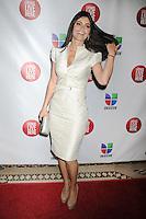 Chiquinquira Delgado at the Univision Upfront 2012 reception at Cipriani 42nd Street on May 15, 2012 in New York City. ©mpi01/MediaPunch Inc