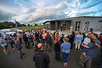 New South Wairarapa Veterinary Services clinic opening in Carterton, New Zealand on Friday, 23 March 2018. Photo: Dave Lintott / lintottphoto.co.nz