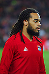 UEFA Champions League 2018/2019.<br /> Round of 16 2nd leg.<br /> FC Barcelona vs Olympique Lyonnais: 5-1.<br /> Jason Denayer.