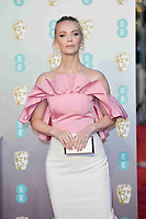 LONDON, UK - FEBRUARY 10: Tatiana Korsakova at the 72nd British Academy Film Awards held at Albert Hall on February 10, 2019 in London, United Kingdom. Photo: imageSPACE/MediaPunch<br /> CAP/MPI/IS<br /> ©IS/MPI/Capital Pictures
