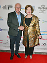 FORT LAUDERDALE, FL - NOVEMBER 12: Actress Diane Baker and Foster Hirsch (L) receive the FLIFF 2019 Florida Lifetime Achievement Award during the 34th annual Fort Lauderdale Film ?Festival at Savor Cinema on November 12, 2019 in Fort Lauderdale, Florida.  .  ( Photo by Johnny Louis / jlnphotography.com )