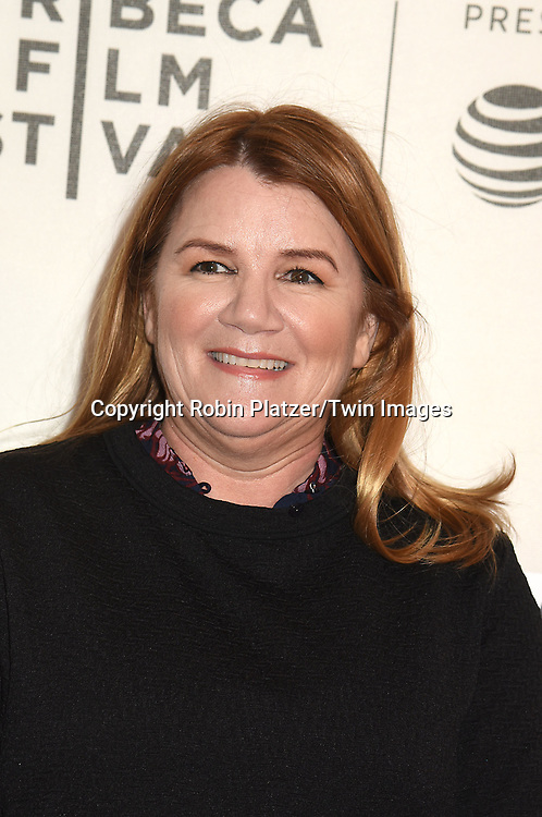 "actor Mare Winningham attends ""The Seagull"" Screening at the Tribecca Film Festival at BMCC on April 21, 2018 in New York City, New York, USA.<br /> <br /> photo by Robin Platzer/Twin Images<br />  <br /> phone number 212-935-0770"