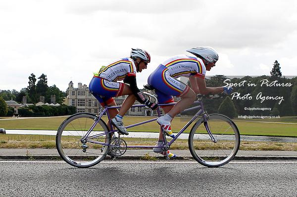10.2 Mile Time Trial 3. Course E1/10A. Victoria Cycling Club. Essex. 17/07/2010. Credit Sportinpictures/David Scriven