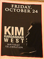 LAS VEGAS, NV, USA - OCTOBER 25: Atmosphere at Kim Kardashian West's 34th Birthday Celebration held at TAO Nightclub at The Venetian Las Vegas on October 25, 2014 in Las Vegas, Nevada, United States. (Photo by Xavier Collin/Celebrity Monitor)