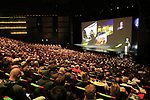 Tour de France 2020 route presentation held in the Palais des Congrès de Paris (Porte Maillot), Paris, France. 15th October 2019.<br /> Picture: Eoin Clarke | Cyclefile<br /> <br /> All photos usage must carry mandatory copyright credit (© Cyclefile | Eoin Clarke)