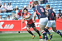Kosei Ono (JPN),.MAY 19, 2012 - Rugby : HSBC Asian Five Nations 2012 match between Japan 67-0 Hong Kong at Chichibunomiya Rugby Stadium, Tokyo, Japan. (Photo by Jun Tsukida/AFLO SPORT) [0003].