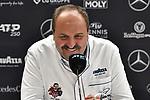 13.06.2019, Tennisclub Weissenhof e. V., Stuttgart, GER, Mercedes Cup 2019, ATP 250, <br /> <br /> im Bild Johann Lafer, Sternekoch<br /> <br /> Foto © nordphoto/Mauelshagen