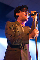 Grinspoon performing at Breakout '07, Festival Hall, Melbourne, 22 September 2007