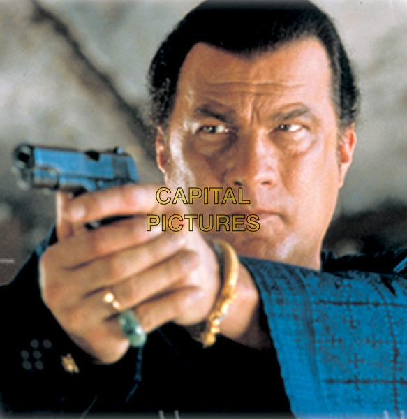 Belly of the Beast (2003)<br /> Steven Seagal<br /> *Filmstill - Editorial Use Only*<br /> CAP/KFS<br /> Image supplied by Capital Pictures