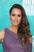 Louise Roe at the 2012 MTV Movie Awards held at Gibson Amphitheatre on June 3, 2012 in Universal City, California. © mpi29/MediaPunch Inc.