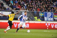 VOETBAL: HEERENVEEN: Abe Lenstra Stadion 04-04-2015, SC Heerenveen - NAC, uitslag 0-0, Joey van den Berg (#21), ©foto Martin de Jong