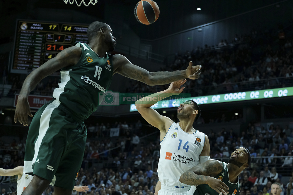 bca3d0c21e7 Real Madrid v Panathinaikos Superfoods Athens - Turkish Airlines Euroleague  Play off Game Four | RealTime Images