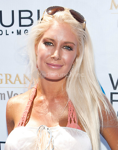 Heidi Montag pictured at Wet Republic at MGM Grand in Las Vegas, NV on June 18, 2011. Erik Kabik / MediaPunch.