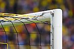 13.08.2014, Signal Iduna Park , Dortmund, GER, DFL-Supercup, Borussia Dortmund vs. FC Bayern Muenchen / M&uuml;nchen, im Bild: Torecke vom Tor des BVB. Symbolbild, Querformat<br /> <br /> Foto &copy; nordphoto / Grimme