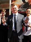 Christopher Nolan Hand & Footprint Ceremony at Grauman's Chinese Theater 7-7-12