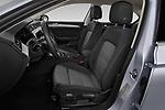Front seat view of a 2020 Volkswagen Passat Style Business 4 Door Sedan front seat car photos