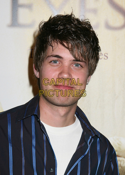 "09 March 2006 - Hollywood, California - Drew Seeley. Los Angeles Premiere of ""The Hills Have Eyes"". Photo Credit: Byron Purvis/AdMedia"