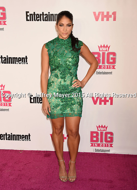 WEST HOLLYWOOD, CA - NOVEMBER 15: Actress Valery Ortiz attends VH1 Big In 2015 With Entertainment Weekly Awards at Pacific Design Center on November 15, 2015 in West Hollywood, California.