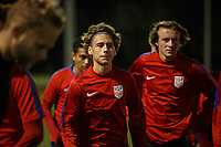 USMNT U-17 Training, January 3, 2018