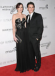 "Rumer Willis & Micah Alberti at Art of Elysium 3rd Annual Black Tie charity gala '""Heaven"" held at 990 Wilshire Blvd in Beverly Hills, California on January 16,2010                                                                   Copyright 2009 DVS / RockinExposures"