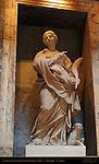 St Agnes and Agnus Dei Vincenzo Felici 1700 Pantheon Campus Martius Rome