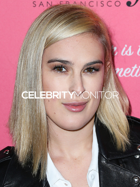 HOLLYWOOD, LOS ANGELES, CA, USA - SEPTEMBER 26: Rumer Willis arrives at the Benefit Cosmetics: Wing Woman Weekend Kick-Off Party held at the Benefit Tattoo Parlor on September 26, 2014 in Hollywood, Los Angeles, California, United States. (Photo by Xavier Collin/Celebrity Monitor)