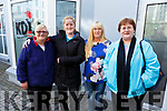 Noreen Dennehy, Michelle O'Connor, Ann Lowhan and Linda Moriarty all Tralee attending the Monster Bingo fundraiser for the Curraheen Community Room Extension Fund in the KDYS on Sunday.