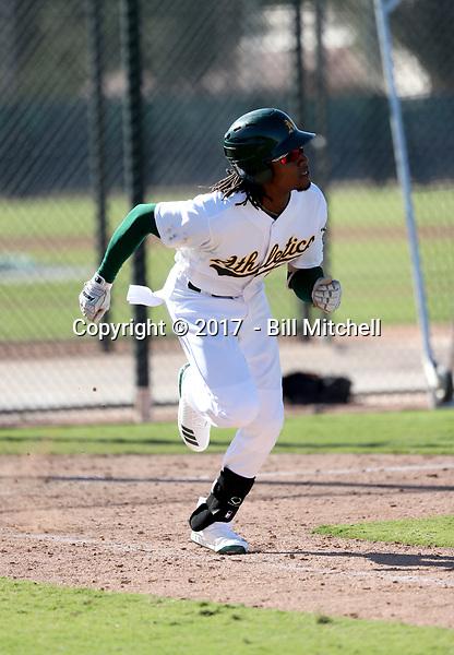 JaVon Shelby - 2017 AIL Athletics (Bill Mitchell)