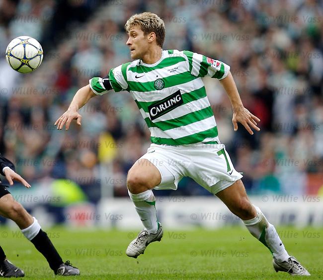 Stillian Petrov, Celtic.stock season 2005-2006.pic willie vass