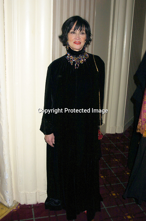 Chita Rivera ..at The 30th Anniversary of The New Yorker for New York Awards on February 14, 2005 at The Waldorf Astoria Hotel...Photo by Robin Platzer, Twin Images