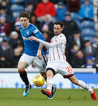 Josh Windass and Chris Eagles