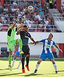 09.07.2019: St Joseph's v Rangers: Alfredo Morelos