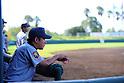 Wataru Sue (), AUGUST 20, 2014 - Baseball : 36th All Japan Junior High School Championship Baseball final match Sendai Ikuei Shukoh Middle School 3-0 Nakashibetsu at Naruto Otsuka Sports Park Baseball Stadium in Naruto, Tokushima, Japan. (Photo by AFLO SPORT)