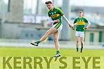 David Clifford Kerry in action against Clare in the Munster Minor Quarter Final at Austin Stack Park Tralee on Wednesday night.