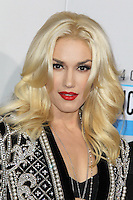 LOS ANGELES, CA - NOVEMBER 18: Gwen Stefani at the 40th American Music Awards held at Nokia Theatre L.A. Live on November 18, 2012 in Los Angeles, California. Credit: mpi20/MediaPunch Inc. NortePhoto