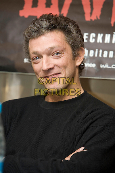 Vincent Cassel.'Sheitan' Film Premiere, Moscow, Russia..May 3rd, 2006.headshot portrait black  .CAP/PER/PK.©PK/PersonaStars/CapitalPictures