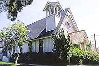 St. Mark's Episcopal Church, 2020 Chapala, Santa Barbara CA. 1875.