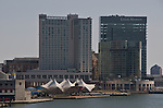 Baltimore, MD is a hub for travelers and tourists