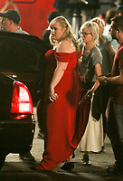 www.acepixs.com<br /> <br /> August 3 2017, New York City<br /> <br /> Actress Rebel Wilson was on the set of the new movie 'isn't It Romantic' on August 3 2017 in New York City<br /> <br /> By Line: Philip Vaughan/ACE Pictures<br /> <br /> <br /> ACE Pictures Inc<br /> Tel: 6467670430<br /> Email: info@acepixs.com<br /> www.acepixs.com