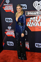Kelsea Ballerini at the 2017 iHeartRadio Music Awards at The Forum, Los Angeles, USA 05 March  2017<br /> Picture: Paul Smith/Featureflash/SilverHub 0208 004 5359 sales@silverhubmedia.com